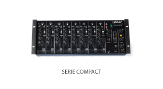 Ecler-compact-8-Ecler-compact-8-channels-installation-mixer-console-front
