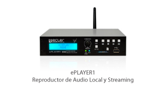 Ecler-ePLAYER1-multi-format-player-front-lr