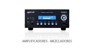 Ecler-CA200z-mixing-amplifier-lr