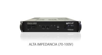 Ecler-HSA2-400-100V-high-impedance-professional-power-amplifier-front-lr4