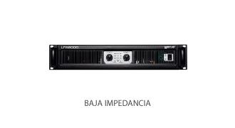 Ecler-LPA-6000-profesional-light-weight-power-amplifier-front