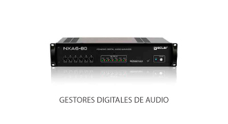 Ecler-NXA6-80-multichannel-self-powered-digital-manager-front