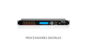 Ecler-alma-26-digital-processor-manager-processor-front