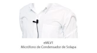 Ecler-eMLV1-lavalier-microphone