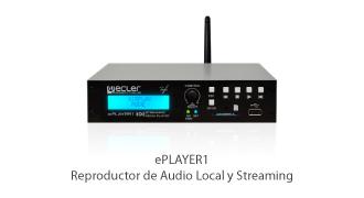 Ecler-ePLAYER1-multi-format-player-front-lr