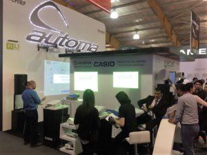 Automa-Casio-InfoComm2016