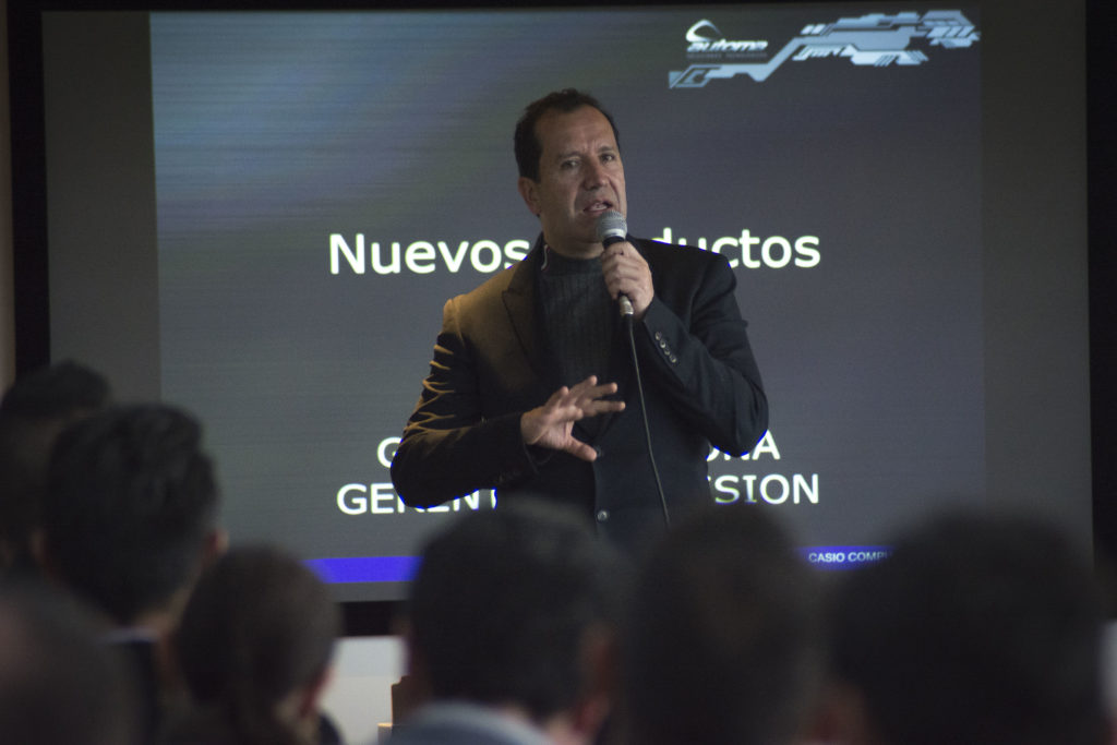 Mauricio Pinzón Gerente General en Automa