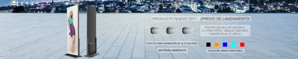 QS-Tech-Pantalla-Multifuncional-LED-Automa-Distribuidor-Autorizado